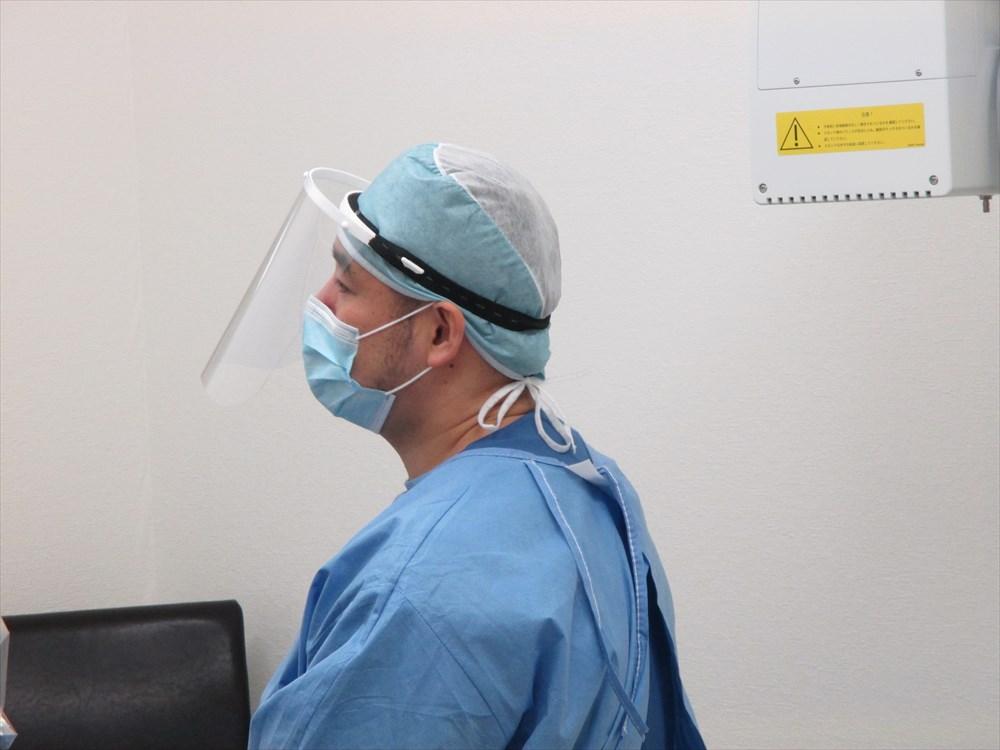 歯医者さんにおける新型コロナウイルス対策⑰