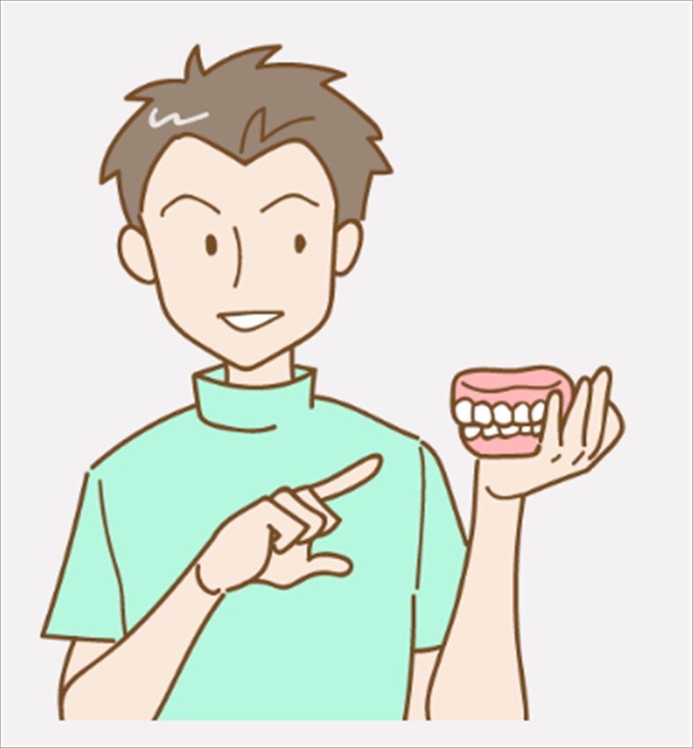 歯を長持ちさせる治療③