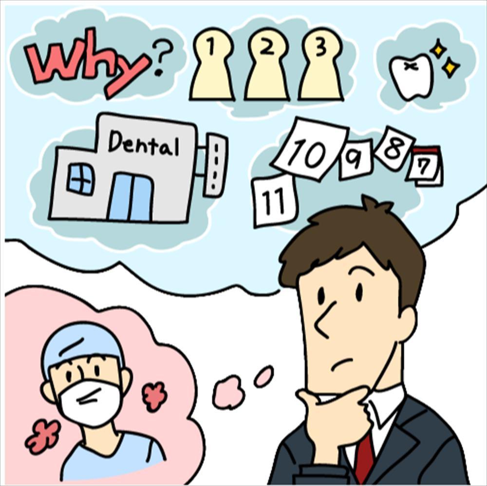 歯科の保険診療と自由診療における材質の違い①
