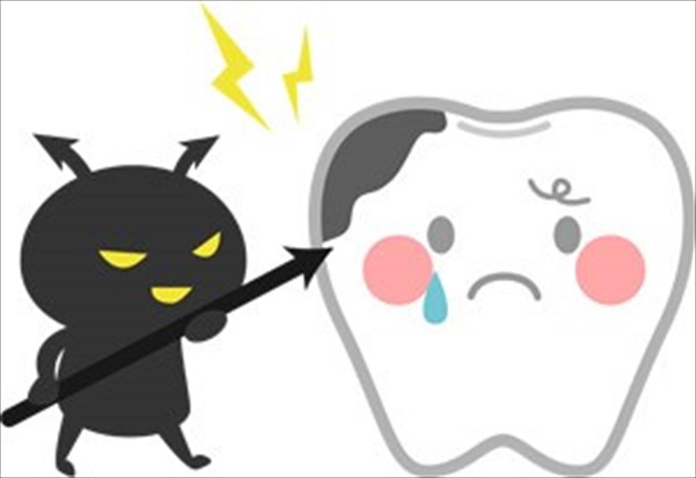 学校検診や職場の歯科検診で虫歯と言われた②