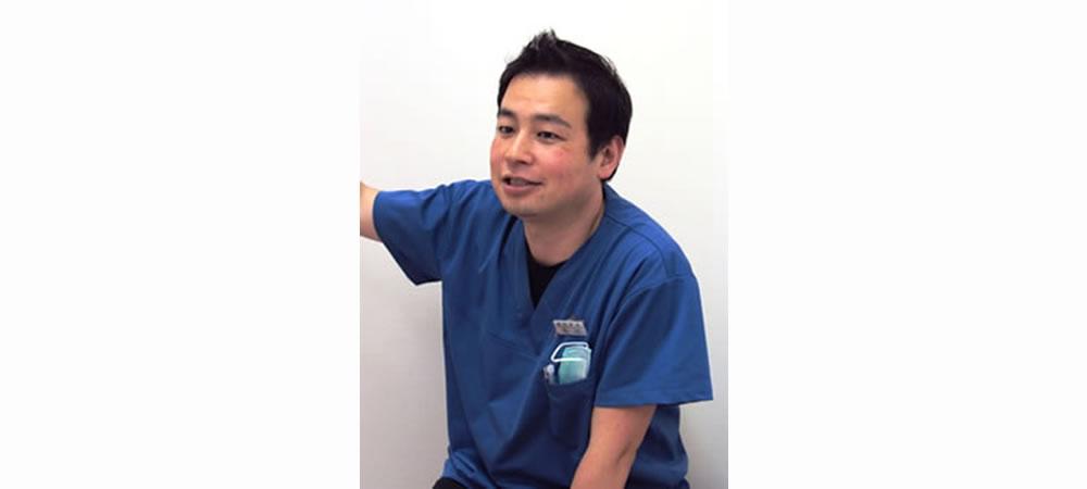 歯科医師 石川ドクター