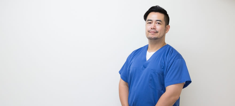 歯科医師 柴田ドクター